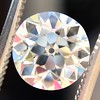 1.72ct Old European Cut Diamond AGS K VS1 4