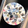 1.72ct Old European Cut Diamond AGS K VS1 1
