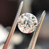 1.72ct Old European Cut Diamond AGS K VS1 37