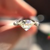 1.72ct Old European Cut Diamond AGS K VS1 31
