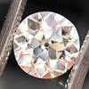 1.72ct Old European Cut Diamond AGS K VS1 3