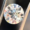 1.72ct Old European Cut Diamond AGS K VS1 6