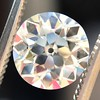 1.72ct Old European Cut Diamond AGS K VS1 0