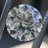 1.72ct Old European Cut Cut Diamond GIA L VS2 28