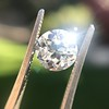 1.72ct Old European Cut Diamond GIA J SI1 9