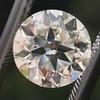 1.73ct Old European Cut Diamond GIA I VVS1 35