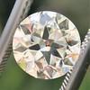 1.73ct Old European Cut Diamond GIA I VVS1 17