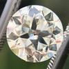 1.73ct Old European Cut Diamond GIA I VVS1 4