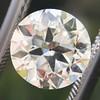 1.73ct Old European Cut Diamond GIA I VVS1 5