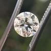 1.73ct Old European Cut Diamond GIA I VVS1 16