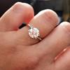 1.73ct Old European Cut Diamond GIA I VVS1 13