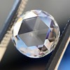 1.79ct Round Rose Cut Diamond GIA F SI2 5