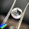 1.79ct Round Rose Cut Diamond GIA F SI2 4
