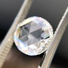 1.79ct Round Rose Cut Diamond GIA F SI2 8