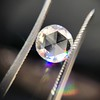 1.79ct Round Rose Cut Diamond GIA F SI2 10