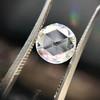 1.79ct Round Rose Cut Diamond GIA F SI2 12