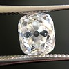1.81ct Antique Cushion Cut Diamond, GIA L SI1 5