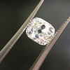 1.81ct Antique Cushion Cut Diamond, GIA L SI1 7