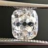 1.81ct Antique Cushion Cut Diamond, GIA L SI1 3