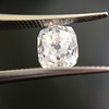 1.81ct Antique Cushion Cut Diamond, GIA L SI1 4