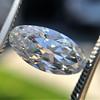 1.84ct Antique Moval Diamond GIA F SI2 5