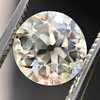1.91ct Old European Cut Diamond GIA N VS1 3