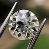 1.93 Old European Cut Diamond GIA L VS2 3