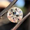 1.93 Old European Cut Diamond GIA L VS2 6