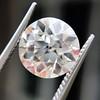 1.93 Old European Cut Diamond GIA L VS2 1
