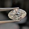 1.94ct Moval Shape Diamond, GIA G VS1 25