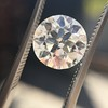 2.47ct Old European Cut Diamond, GIA J VS1 18