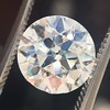 2.47ct Old European Cut Diamond, GIA J VS1 9
