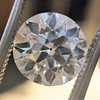 2.47ct Old European Cut Diamond, GIA J VS1 22