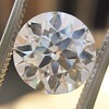 2.47ct Old European Cut Diamond, GIA J VS1 20