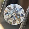 2.47ct Old European Cut Diamond, GIA J VS1 7
