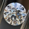2.47ct Old European Cut Diamond, GIA J VS1 34