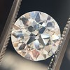 2.47ct Old European Cut Diamond, GIA J VS1 29
