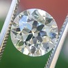 2.47ct Old European Cut Diamond, GIA J VS1 27