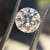 2.47ct Old European Cut Diamond, GIA J VS1 19