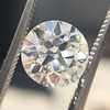 2.47ct Old European Cut Diamond, GIA J VS1 8