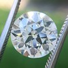2.47ct Old European Cut Diamond, GIA J VS1 3
