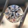 2.47ct Old European Cut Diamond, GIA J VS1 10