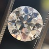 2.47ct Old European Cut Diamond, GIA J VS1 17