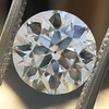 2.47ct Old European Cut Diamond, GIA J VS1 1