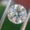 2.47ct Old European Cut Diamond, GIA J VS1 35