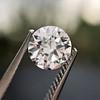 0.58ct Transitional Cut Diamond GIA H SI 1 11