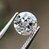 0.58ct Transitional Cut Diamond GIA H SI 1 3