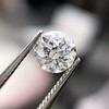 0.58ct Transitional Cut Diamond GIA H SI 1 5