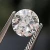 0.58ct Transitional Cut Diamond GIA H SI 1 12
