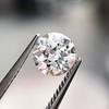 0.58ct Transitional Cut Diamond GIA H SI 1 6